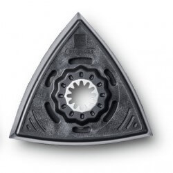 Trikampis perforuotas padas FEIN Starlock (2vnt.)