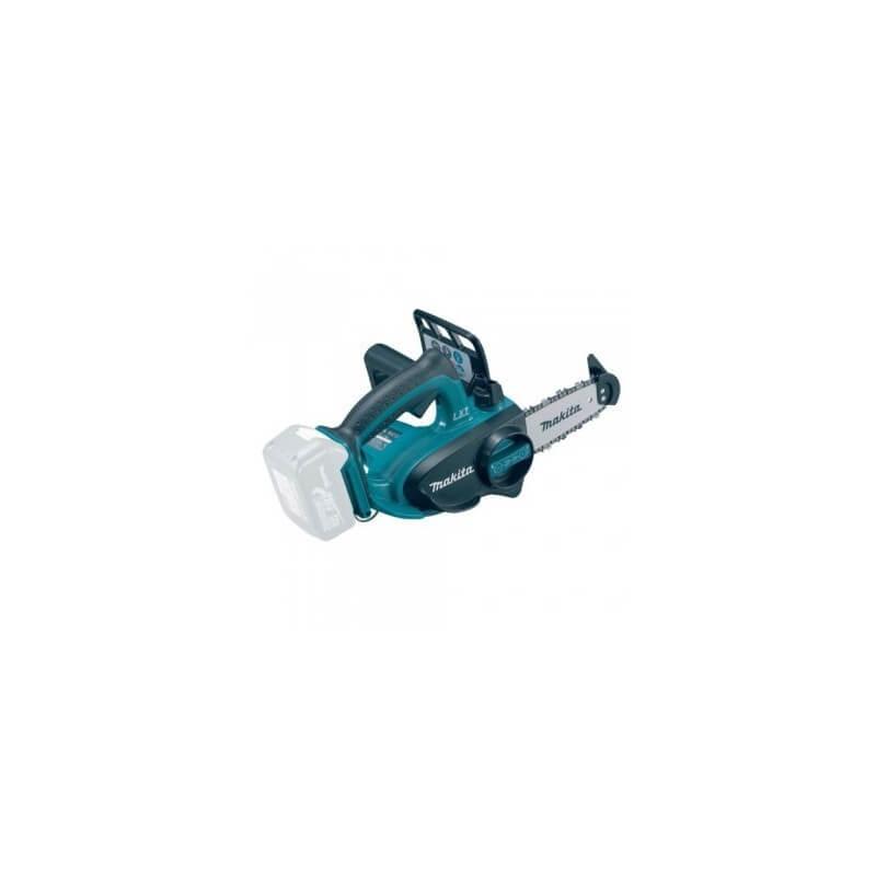Akumuliatorinis grandininis pjūklas MAKITA BUC122Z be kroviklio ir akumuliatorių