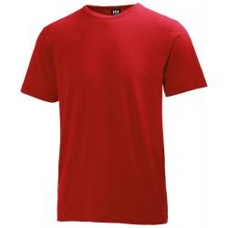 Marškinėliai HELLY HANSEN Manchester, raudona