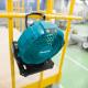 Akumuliatorinis ventiliatorius MAKITA CF100DZ CXT