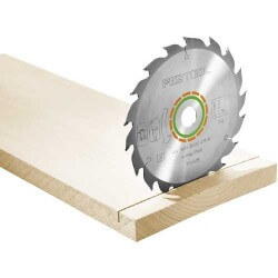 Standartinis pjovimo diskas FESTOOL 160x1,8x20 W18