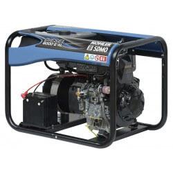 Elektros generatorius SDMO Diesel 6000 E