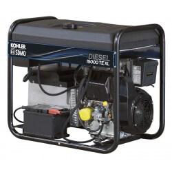 Elektros generatorius SDMO Diesel 15000 TE