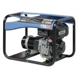 Elektros generatorius SDMO Diesel 4000 C