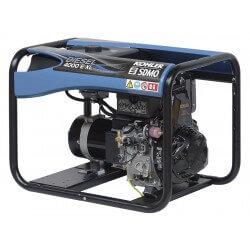 Elektros generatorius SDMO Diesel 4000 EXL