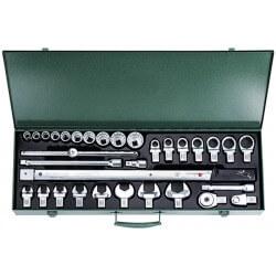 Dinamometrinis raktas STAHLWILLE 730R/40/32 su priedais