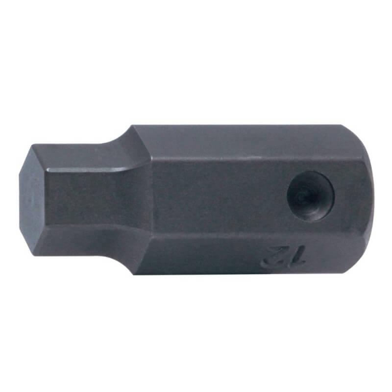 "1/2"" šešiakampis atsuktuvo antgalis KOKEN 40mm"