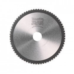 Metalo pjovimo diskas MAKITA 185x30x2,0mm 38T 0°