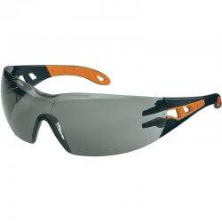 Apsauginiai akiniai UVEX Pheos pilku stiklu