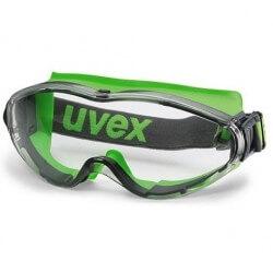 Apsauginiai akiniai UVEX Ultrasonic skaidriu stiklu