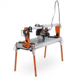 Plytų ir blokelių pjovimo stalas BATTIPAV Prime 120