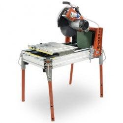 Plytų ir blokelių pjovimo stalas BATTIPAV Expert 400