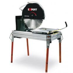 Plytų ir blokelių pjovimo stalas BATTIPAV Expert 600