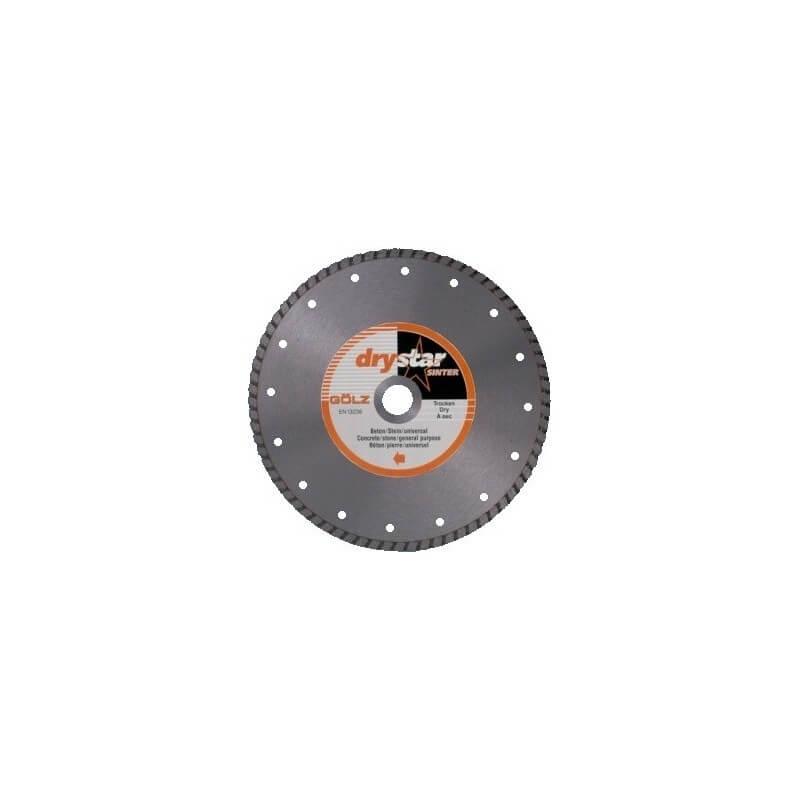 Deimantinis diskas akmeniui GOLZ DG15 Ø230mm