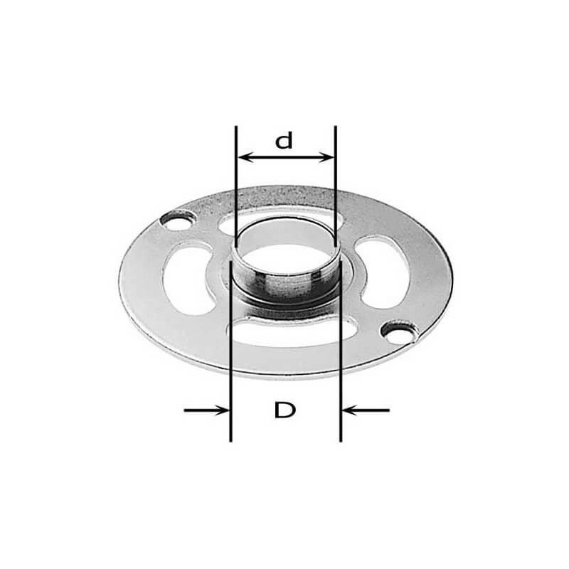 Kopijavimo žiedas FESTOOL KR D24/VS 600-SZ 20