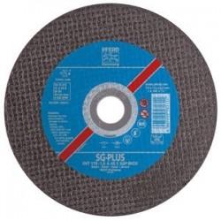 Nerūdijančio plieno pjovimo diskas Ø230x1,9x22,22mm EHT A46 S SGP-INOX PFERD