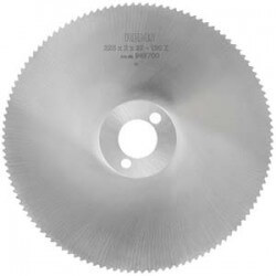 Metalo pjovimo diskas REMS HSS-E 225x2,0x32 220Z