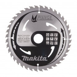 Pjovimo diskas MAKITA 210x30x2,3mm 40T 15° M-Force