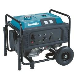 Benzininis generatorius su ratukais MAKITA EG5550A