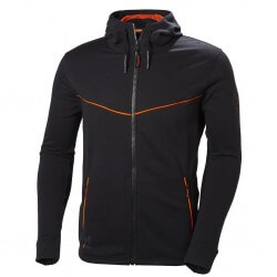 Džemperis HELLY HANSEN Chelsea Evolution Hood (juoda)