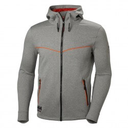Kampsun HELLY HANSEN Chelsea Evolution Hood, hall