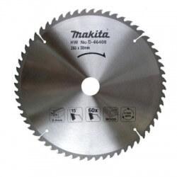 Pjovimo diskas MAKITA Standart 260x30x2,4mm 60T 15°