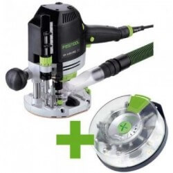 Frezeris FESTOOL OF 1400 EBQ-Plus + Box-OF-S 8/10x HW