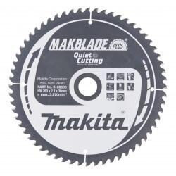 Pjovimo diskas MAKITA 260x30x2,3mm 60T Makblade+