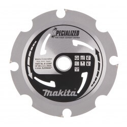 Pjovimo diskas MAKITA 165x20x2,1mm 4T 10°