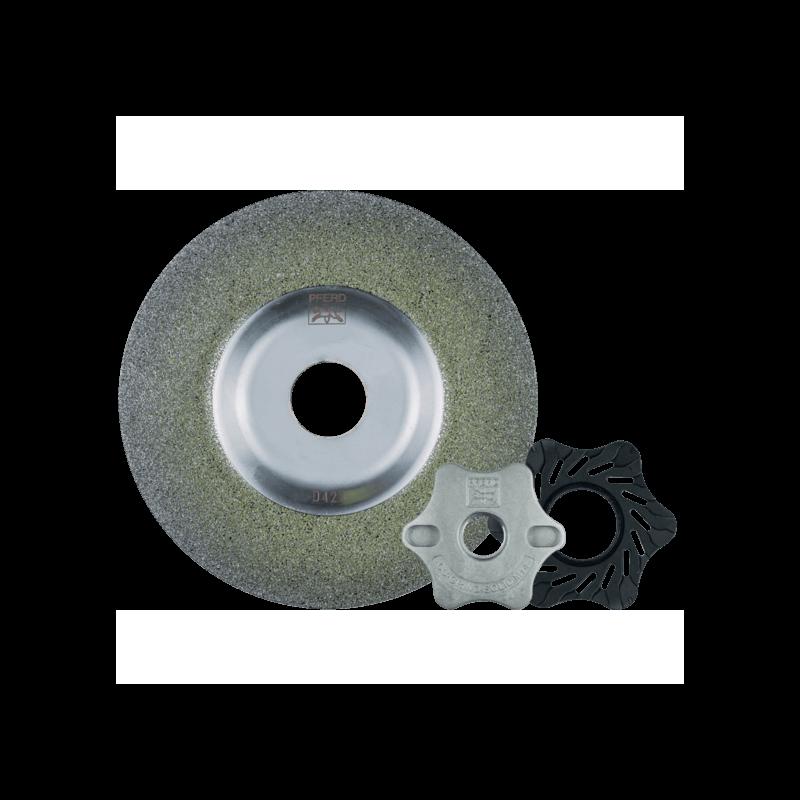 Šlifavimo diskas PFERD CC-Grind-Solid Diamond 125-22,23 D427