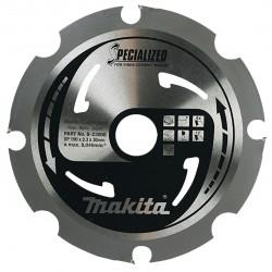 Pjovimo diskas MAKITA 190x30x2,3mm 4T 12°