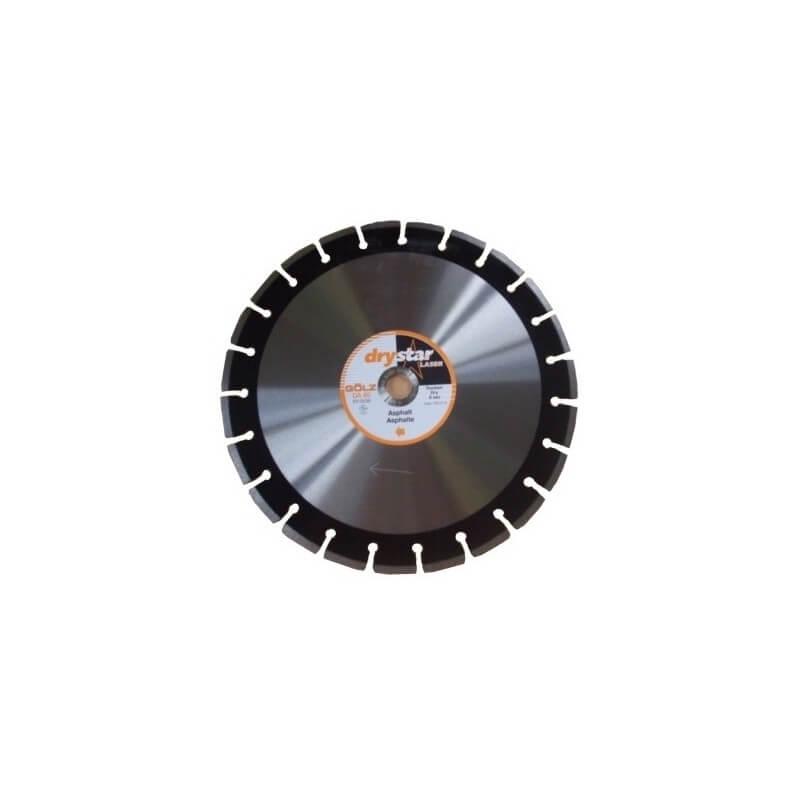 Deimantinis diskas asfaltui GOLZ DA65 Ø300x25.4mm
