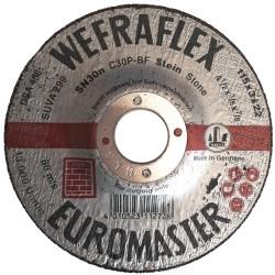Akmens pjovimo diskas WEFRA SN24n 115x3x22mm