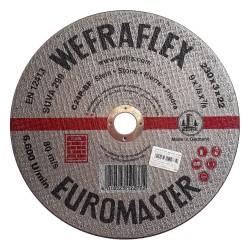 Akmens pjovimo diskas WEFRA SN24n 230x3x22mm