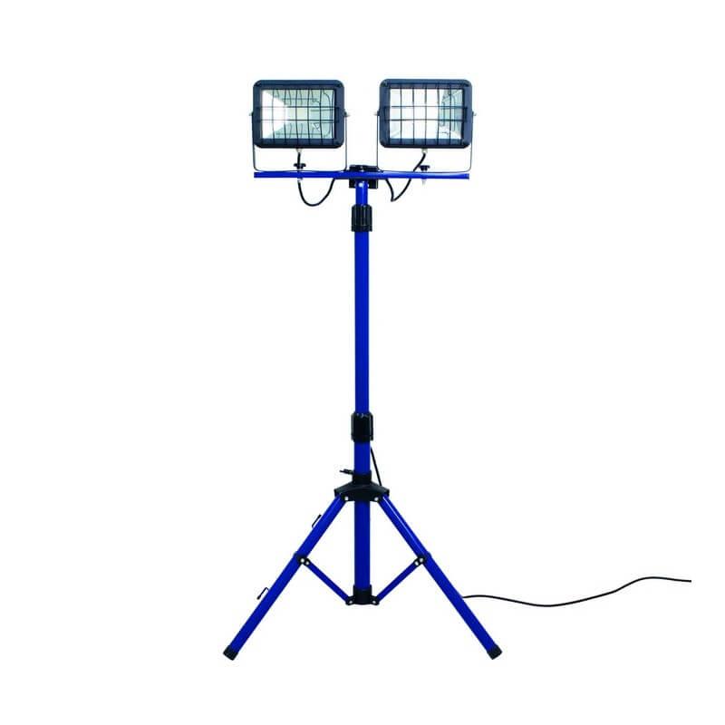 2x30W LED šviestuvas su stovu AS-SCHWABE