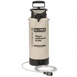 Plastikinis slėginis vandens bakas GLORIA 10L