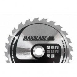 Pjovimo diskas MAKITA Makblade 190x20x2,0mm 24T -5°