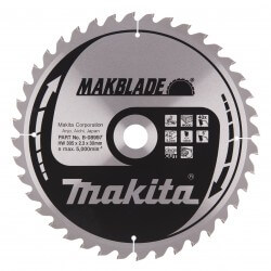 Pjovimo diskas MAKITA Makblade 305x30x2,3mm 40T 5°