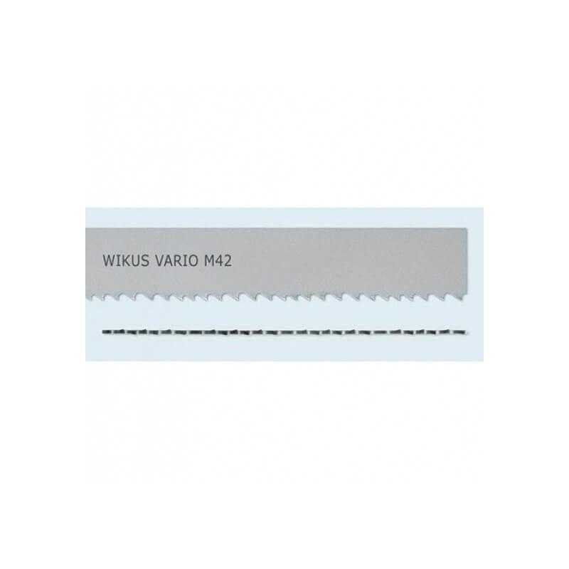 Metalo pjovimo juosta WIKUS 528 Vario M42 2710mm