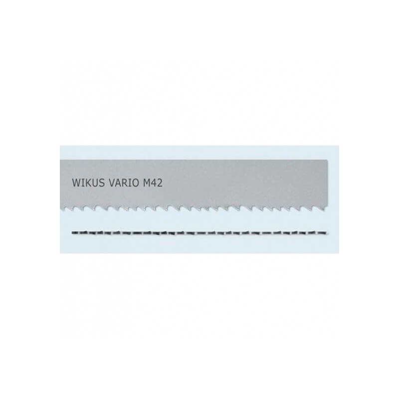 Metalo pjovimo juosta WIKUS 528 Vario M42 2480mm