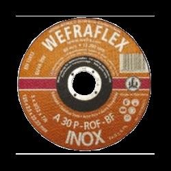 Bėgių pjovimo diskas WEFRA T-A30P-ROF 350x4x22,2mm