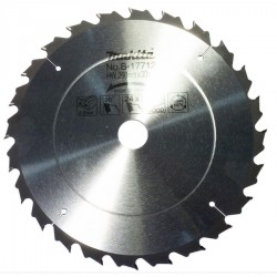 Pjovimo diskas medienai MAKITA 260x30mm 24Z