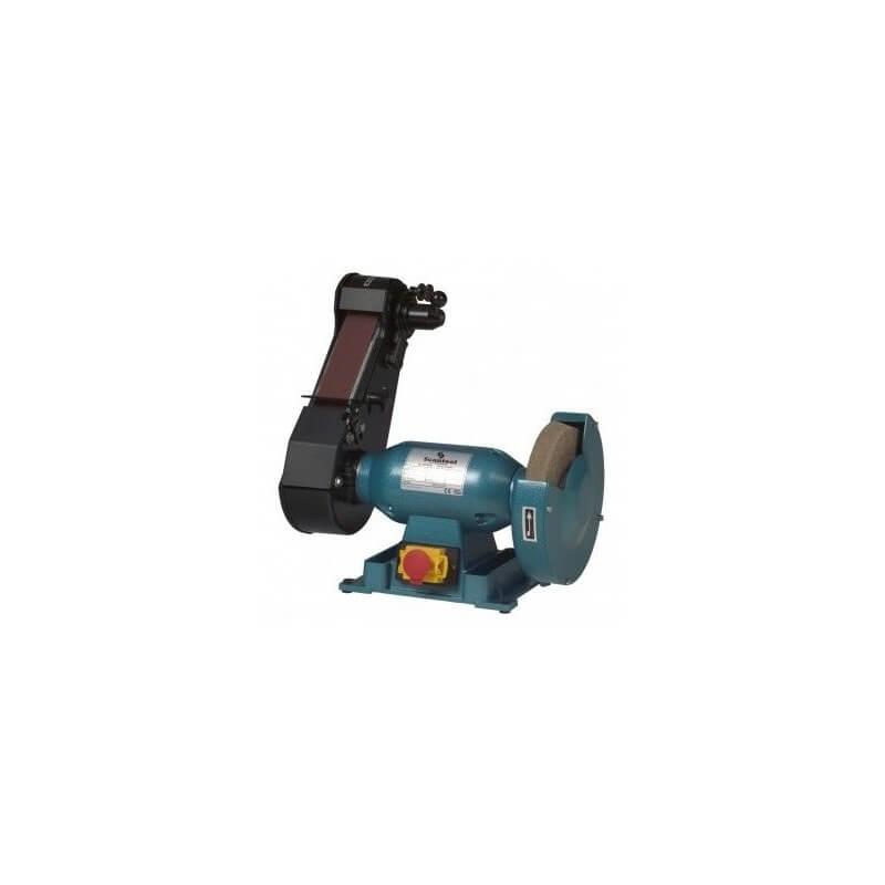 Kombinuotos šlifavimo - poliravimo staklės SCANTOOL SC 200 TKB