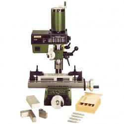 Metalo frezavimo staklės PROXXON FF 230