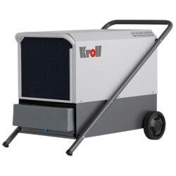 Elektrinis oro sausintuvas su pašildymo funkcija KROLL TE40