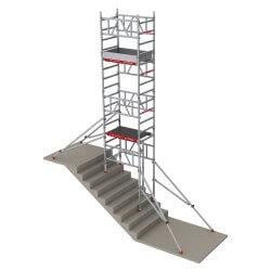 Dalių komplektas bokšteliui ALTREX MiTOWER Plus