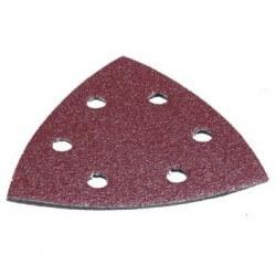 Trikampis šlifavimo popierius medienai 94mm (10vnt.) MAKITA