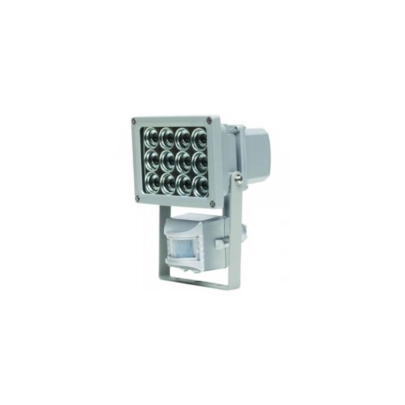 Profesionalus LED lauko šviestuvas su judesio davikliu AS-SCHWABE