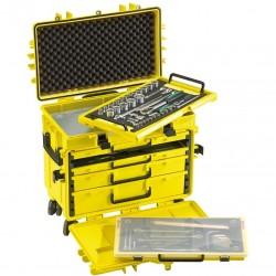 89-ių dalių lagaminas su įrankiais STAHLWILLE 805/4QR LGE
