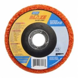 Paviršiaus valymo diskas SAINT-GOBAIN BLAZE Rapid 125x22mm